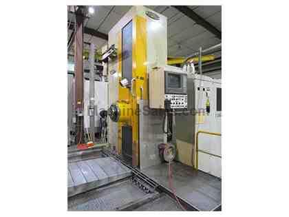 "4.33"" Nomura CNC Table Type. Model HBA-110T-R3, Fanuc 16MB CNC, 55&quo"