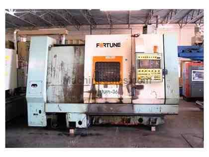 FORTUNE V-Turn 36 CNC Lathe