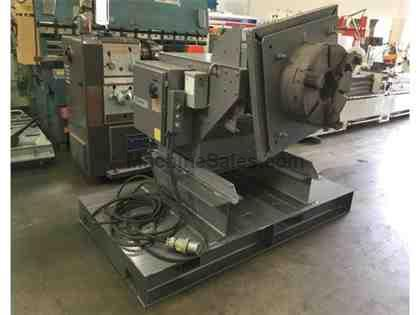 2500 LB ARONSON SHO25A Rotating and Tilting Welding Positioner