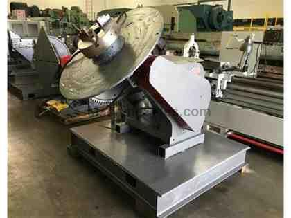 2500 LB WORTHINGTON 25P Rotating and Tilting Welding Positioner