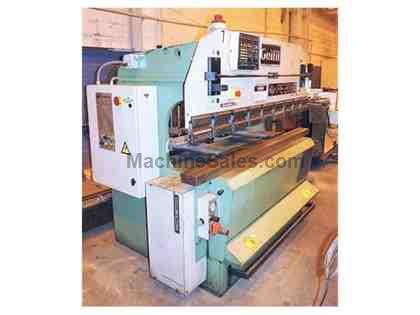 66 Ton Guifil PE20-60 CNC Up-Acting Hydraulic Press Brake
