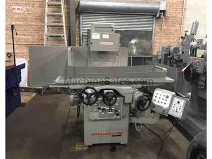 "Okamoto 12"" x 24"" Surface Grinder. 3-Axis w/ Automatic Incrementa"