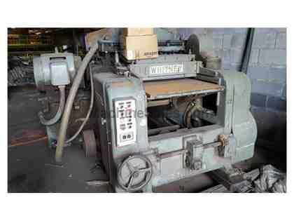Used Whitney Model S-331 Double Planer