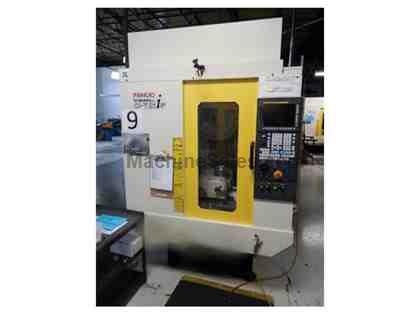 FANUC Robodrill Alpha T21iF CNC Drilling and Tapping Center