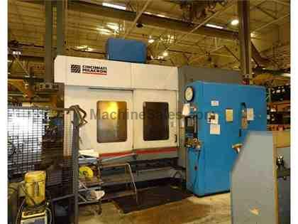 CINCINNATI MILACRON MAGNUM 800 HORIZONTAL MACHINING CENTER