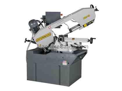 "NEW 9.5""H x 11""W HYD-MECH MODEL DM-10 DOUBLE MITER BAND SAW"