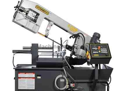 "NEW 13"" x 18"" HYD-MECH MODEL S-20P SEMI-AUTOMATIC HORIZONTAL PIVOT BAND SAW"