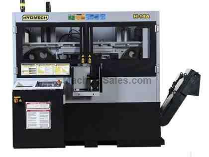 "NEW 14""H x 14""W HYD-MECH H-14A AUTOMATIC HORIZONTAL BAND SAW"
