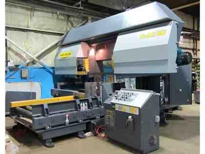 "NEW 40""H x 40""W HYD-MECH H-40/60 HORIZONTAL BAND SAW"