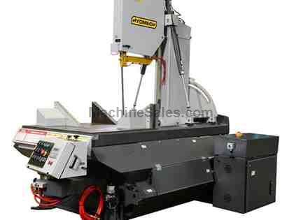 "NEW - 30""H x 25""W HYD-MECH V-25 SEMI-AUTOMATIC VERTICAL TILT FRAME BAND SAW"