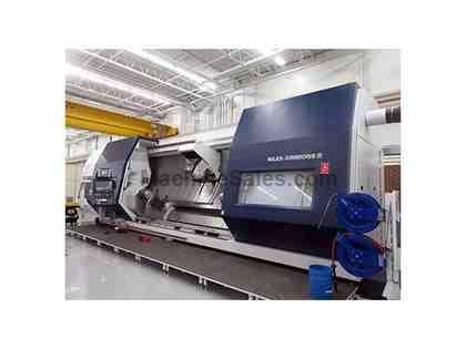 3024, Niles Simmons, N30 MC, CNC Slant Bed Turning & Milling Center, 20