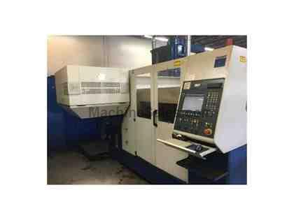 "TRUMPF, TCL3030,4000 WATT,SIEMANS CNC,60"" X 120"",MFG:2005 LIFTMAS"