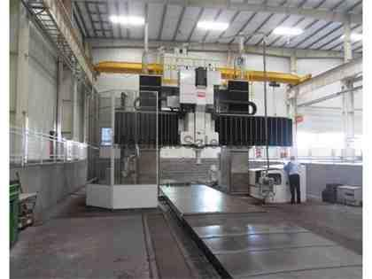 SNK HF-5M CNC Bridge Type Milling Machine