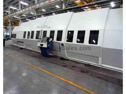 WFL Millturn 150 5-Axis CNC Turning Center