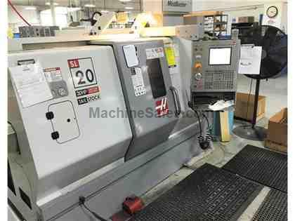 2006 Haas SL-20T | CNC | Lathe | 3 Axis or Less | #109424