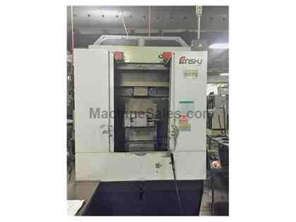 2007 Enshu JE50S | CNC | Horizontal Machining Center