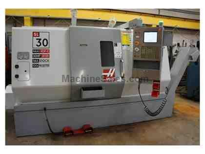 2006 Haas SL-30T CNC Turning Center