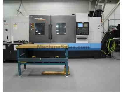 2010 Doosan Puma 480L CNC Turning Center