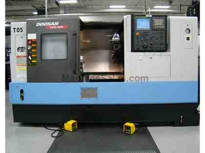 2012 Doosan Puma 300MC CNC Turning Center w/ Live Tools