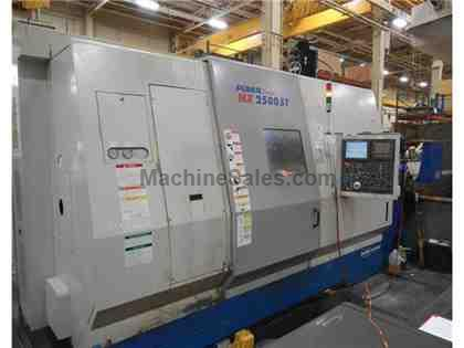 2005 Doosan Puma MX2500ST CNC Turning Center With B Axis Milling