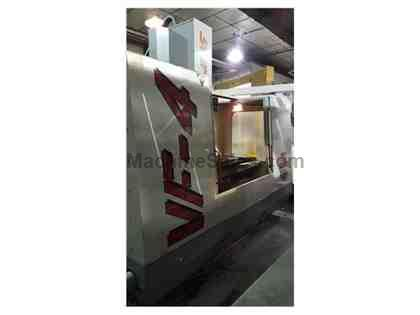 1997 Haas VF-4 CNC Vertical Machining Center