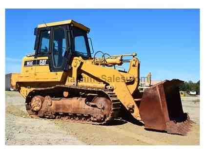 2005 CATERPILLAR 963C CRAWLER LOADER