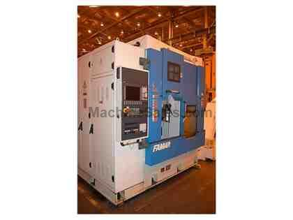 Famar Ergo 250 CNC Inverted CNC Turning/Grinding Cell , New 2004