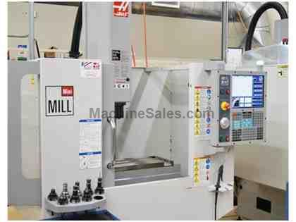 HAAS MINI MILL, 2008, 10 ATC, 4TH READY, CLEAN, 5,000 HOURS