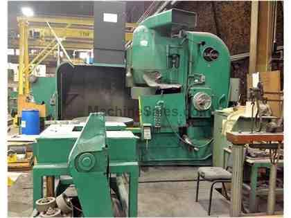"48"" Blanchard Rotary Surface Grinder Model 27-48 With Mist Collector"