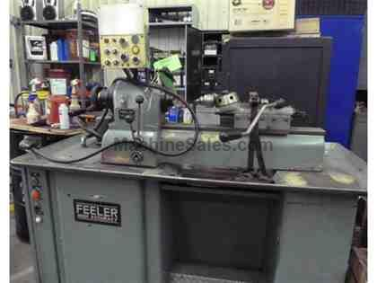 Feeler FTS-27 Lathe, 1986, Variable Speeds