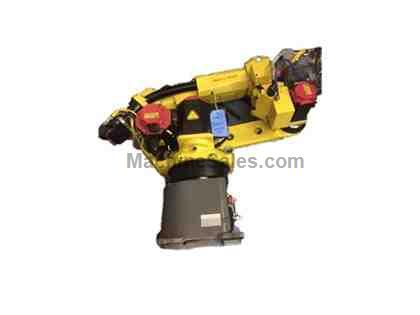 Fanuc M-10iA Series 6 Axis High Performance Industrial Robot,