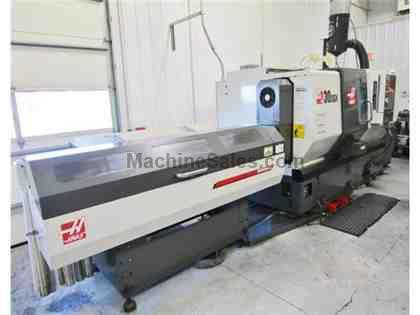 HAAS DS-30SSY, 2012, Y-AXIS, 1000 PSI HPC, SERVO BAR 300, IPS, LOW HOURS!