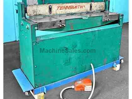 "16 GA x 52"" Tennsmith H5216 Hydraulic Power Shear"