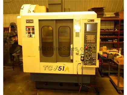 2004 Supermax YCM-TCV51A Vertical Machining Center