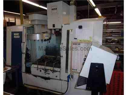 cnc machine centers for sale