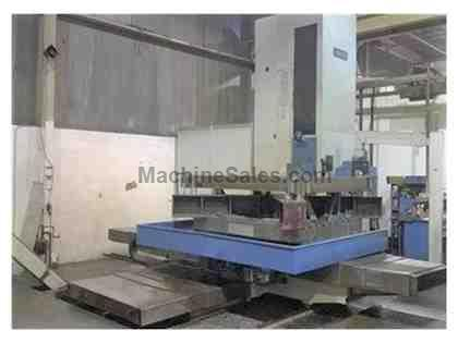 1994 Union T-130 | CNC | Horizontal Boring Mill | #109428
