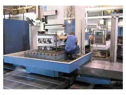 1997 Union TC-130 | CNC | Horizontal Boring Mill | #109429