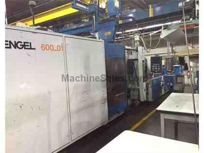 ENGEL ES 3500/600 PLASTIC INJECTION MOLDER