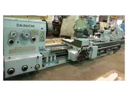 "27.5""/47.75"" x 314"" Dainichi Engine Lathe Model DM 122 x 800"