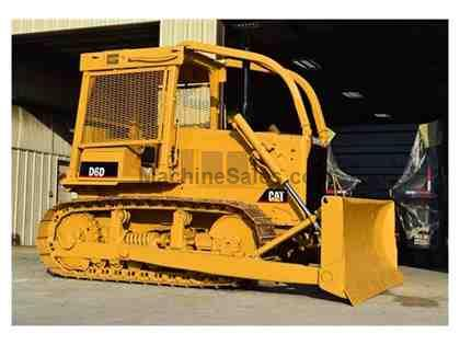 1985 CATERPILLAR D6D DOZER