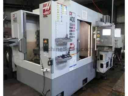 2006  HAAS EC-400 CNC Horizontal Machining Center *Top Condition