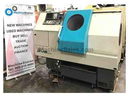 CLAUSING COLCHESTER STORM 80 CNC TURNING CENTER LATHE