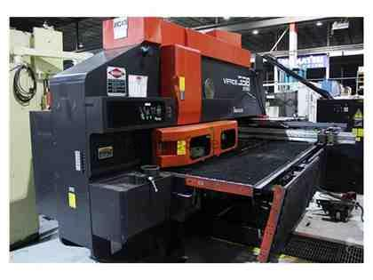 AMADA VIPROS 358 KING CNC TURRET PUNCH