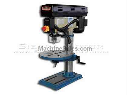 "15"" x 12"" BAILEIGH® Bench Top Drill Press"
