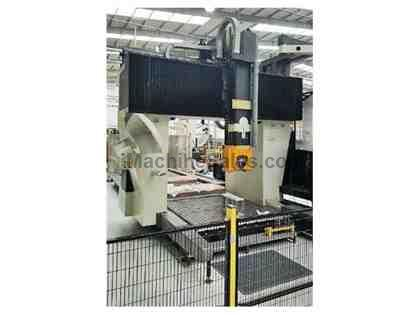 JOBS JOMACH 23 6-Axis CNC Gantry Type Mill