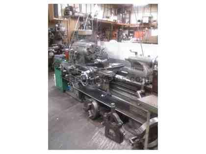 MONARCH 20.5 x 48 Engine Lathe