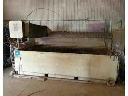 2001 FLow 6x12 Waterjet