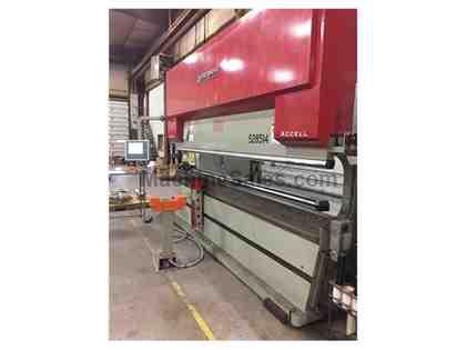 2004 Accurpress 14' x 285 Ton, 6 Axis Hydraulic Press Brake
