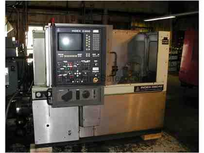INDEX GSC-42 CNC LATHE