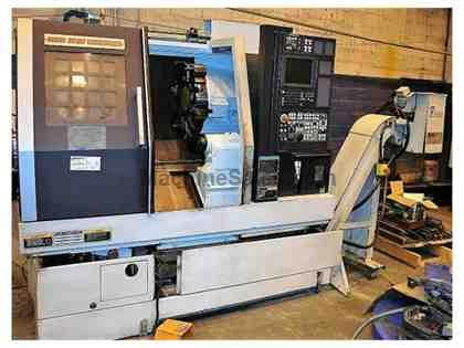 MORI SEIKI DuraTurn 2550 CNC Slant Bed Turning Center
